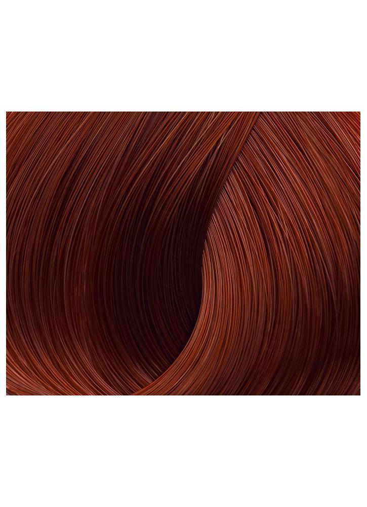 Стойкая крем-краска для волос 7.56 -Блонд махагоновый красный LORVENN