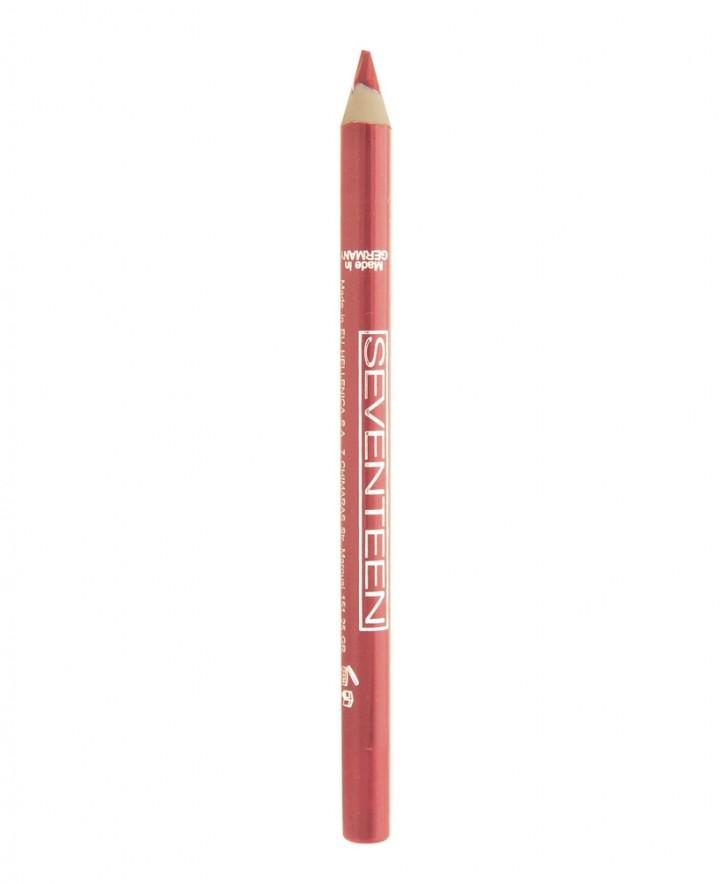 Карандаш для губ водостойкий с витамином Е Supersmooth Waterproof Lipliner тон 28 ПерсикКарандаш для губ<br>Мягкий карандаш для губ в пластиковом корпусе. Устойчивый результат.<br>Цвет: Персик;