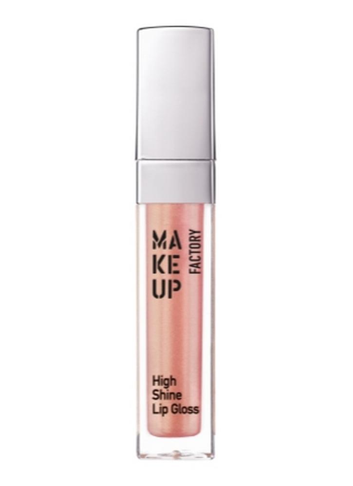 Блеск для губ High Shine Lip Gloss тон 37Блеск для губ<br>Блеск с эффектом&amp;nbsp;&amp;nbsp;влажных губ High Shine Lip Gloss мгновенно сделает Ваши губы более полными, объемными и чувственными. Тонкая текстура блеска прекрасно распределяется по поверхности губ, создавая гладкое глянцевое покрытие без эффекта липкости. Удобный аппликатор-кисть позволит быстро и просто нанести блеск на губы.<br>Объем мл: 6,5; Цвет: Лучистый абрикос;
