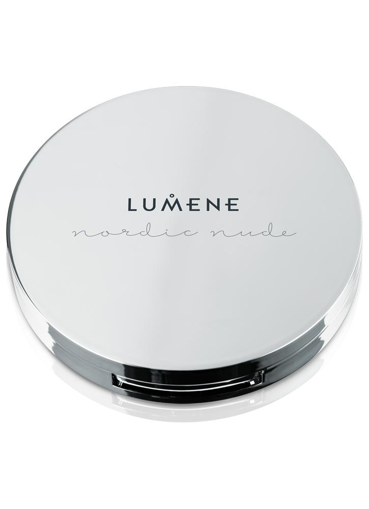 заказать LUMENE Пудра компактная Nordic Nude тон 1 Светлый