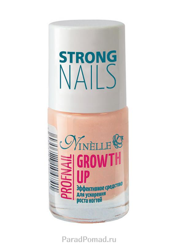 Средство для ускорения роста ногтей NINELLEУход за ногтями<br>Защита и восстановлениеТип ногтей: Хрупкие, расслаивающиеся ногтиЭффективное средство по уходу за хрупкими и расслаивающимися ногтями, способствующее усиленному росту ногтей. В состав питательного средства входят кальций и экстакт сладкого миндаля. Средство стимулирует рост ногтей и предназначено для ухода за хрупкими и расслаивающимися ногтями. Подходит для ежедневного применения. Данный препарат обеспечивает ногтям маскимально быстрый рост в течение 2-х недель.<br>Вес : 0.052; RGB: 204,204,204;