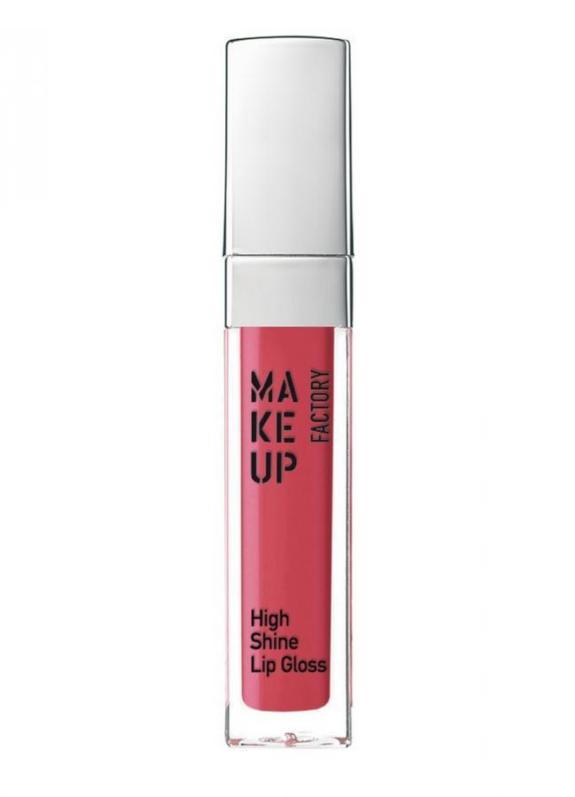 Блеск с эффектом влажных губ High Shine Lip Gloss тон 51 РозовыйБлеск для губ<br>Блеск с эффектом&amp;nbsp;&amp;nbsp;влажных губ High Shine Lip Gloss мгновенно сделает Ваши губы более полными, объемными и чувственными. Тонкая текстура блеска прекрасно распределяется по поверхности губ, создавая гладкое глянцевое покрытие без эффекта липкости. Удобный аппликатор-кисть позволит быстро и просто нанести блеск на губы.<br>Цвет: Розовый;