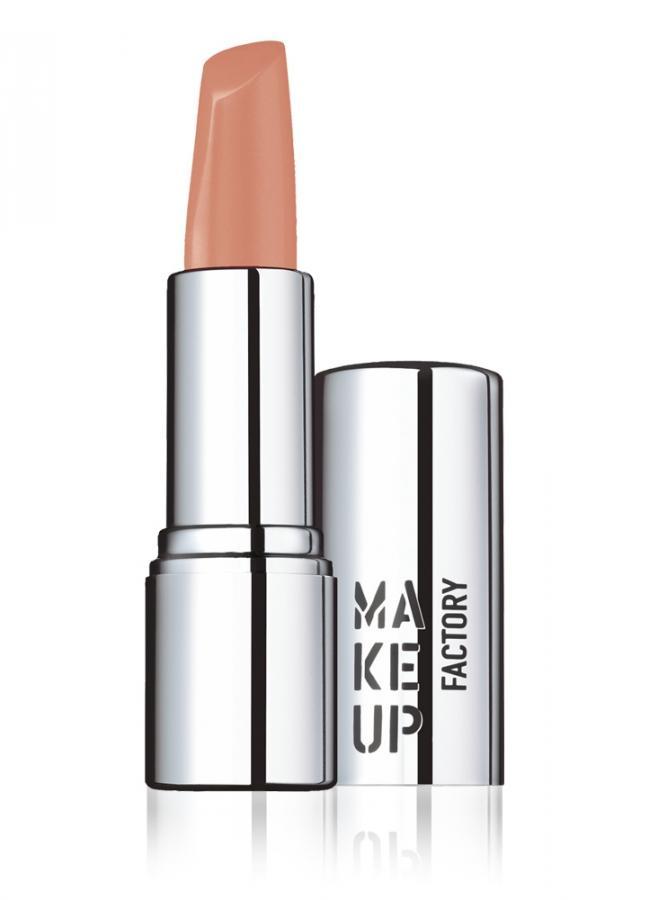 Помада для губ кремовая Спокойный Nude MAKE UP FACTORY Lip Color