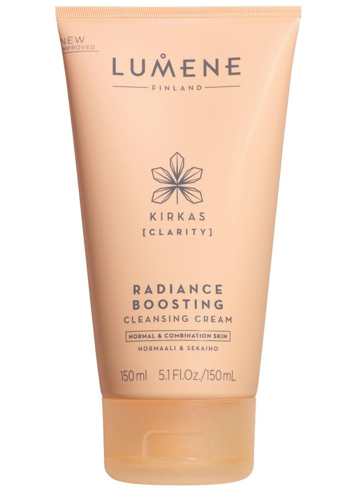 Крем очищающий придающий сияние Radiance-Boosting Cleansing Cream Kirkas