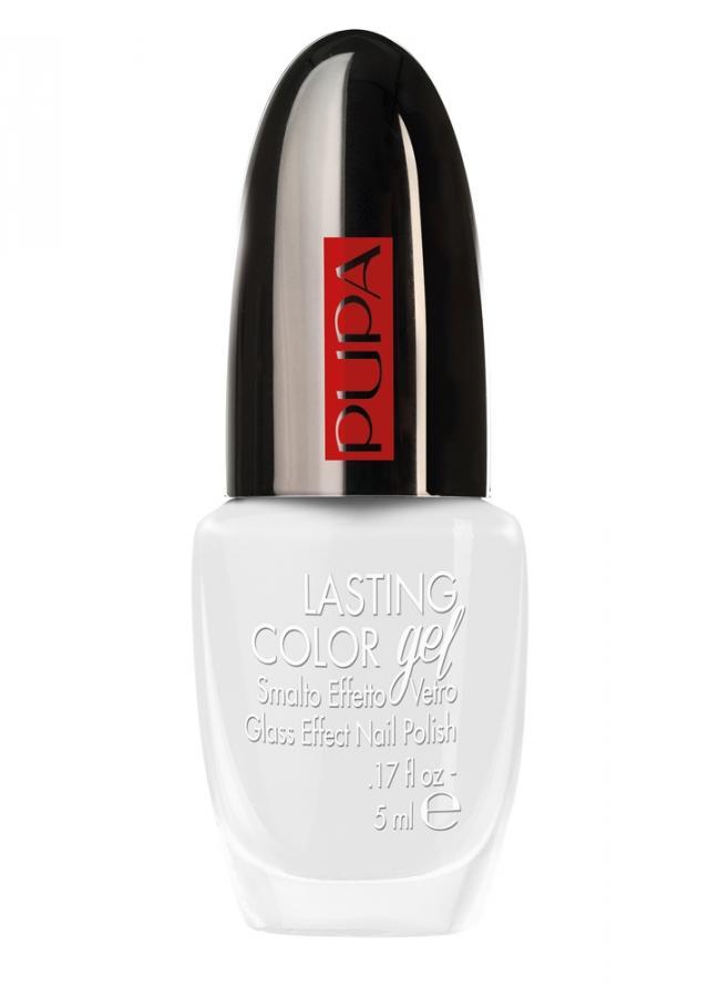 Лак для ногтей гелевый Lasting Color Gel тон 72Лак для ногтей<br>Ультраблестящий&amp;nbsp;&amp;nbsp;и быстросохнущий лак-гель для ногтей. Профессиональный результат в домашних&amp;nbsp;&amp;nbsp;условиях без использования ультрафиолетовой лампы. Гелевая&amp;nbsp;&amp;nbsp;текстура придает ногтям трехмерный объем. Удобная широкая кисточка обеспечивает оптимальный захват геля&amp;nbsp;&amp;nbsp;и быстрое легкое нанесение. Лак-гель насыщен пигментами&amp;nbsp;&amp;nbsp;для создания однородного покрытия без неровностей и подтеков.<br>Цвет: Lasting Color Gel Матовый белый;