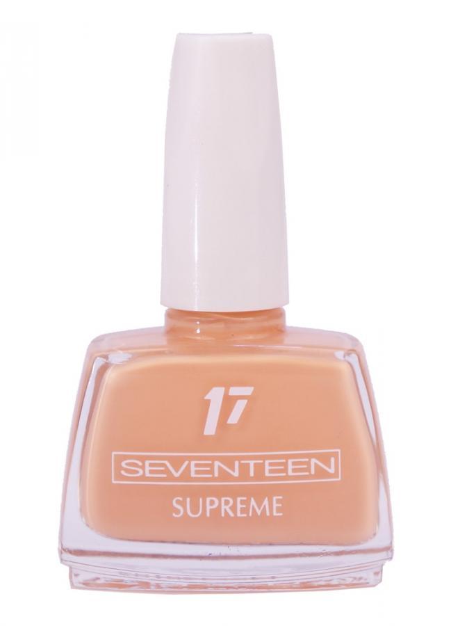 SEVENTEEN Лак для ногтей Supreme Nail Enamel тон 23 Пастельный оранж