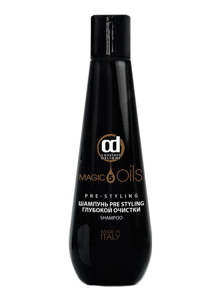 Шампунь Pre Styling Глубокой очистки 5 МаселШампуни<br>Превосходно очищает кожу головы, придает волосам роскошный блеск и чувство непревзойденной мягкости.<br>