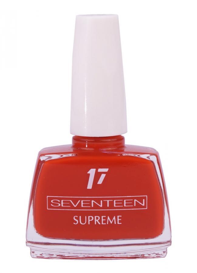 SEVENTEEN Лак для ногтей Supreme Nail Enamel тон 46 Темная охра