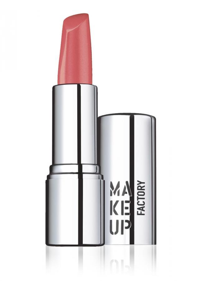 Помада для губ кремовая Летний розовый MAKE UP FACTORY