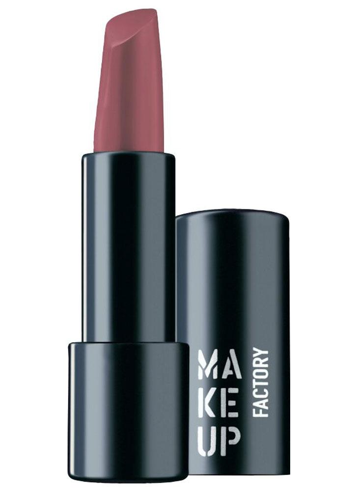 Купить Помада для губ полуматовая Розовые румяна MAKE UP FACTORY, Magnetic Lips semi-mat & long-lasting, Германия
