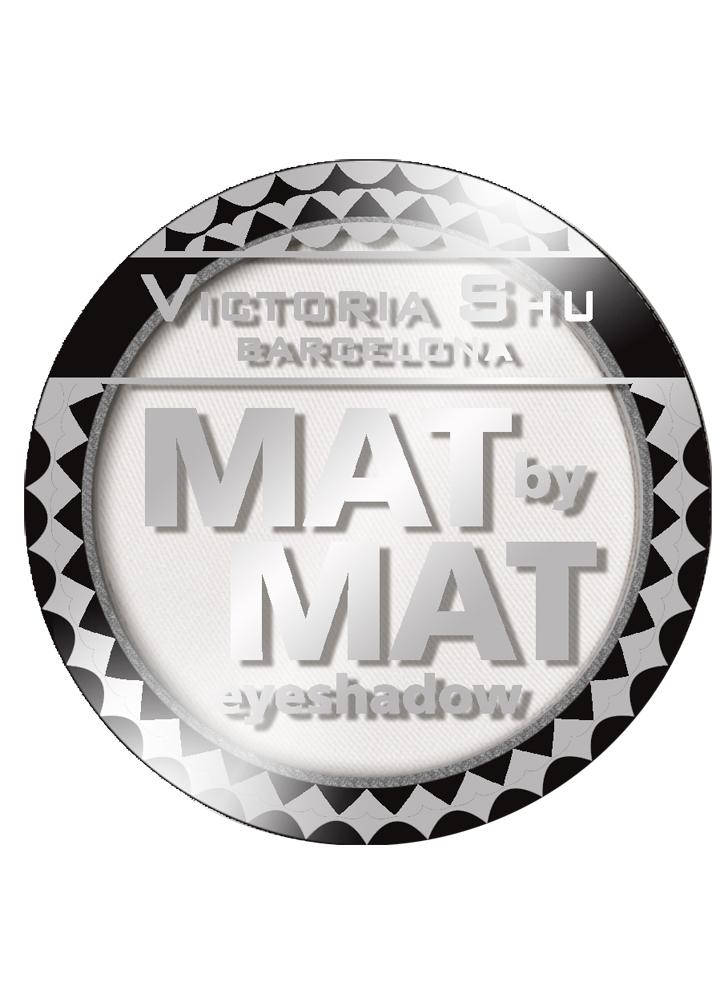 Тени для век Mat By Mat тон 441 БелыйТени для век<br>Сенсационная цветопередача, насыщенный и яркий цвет в одно касание, а также уникальная стойкость<br>Цвет: Белый;