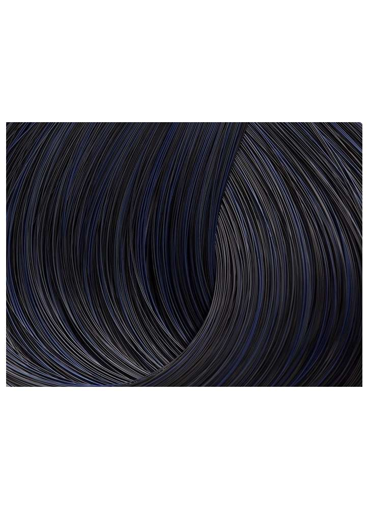 Купить Стойкая крем-краска для волос 1 -Иссине-черный LORVENN, Beauty Color Professional тон 1 Иссине-черный, Греция