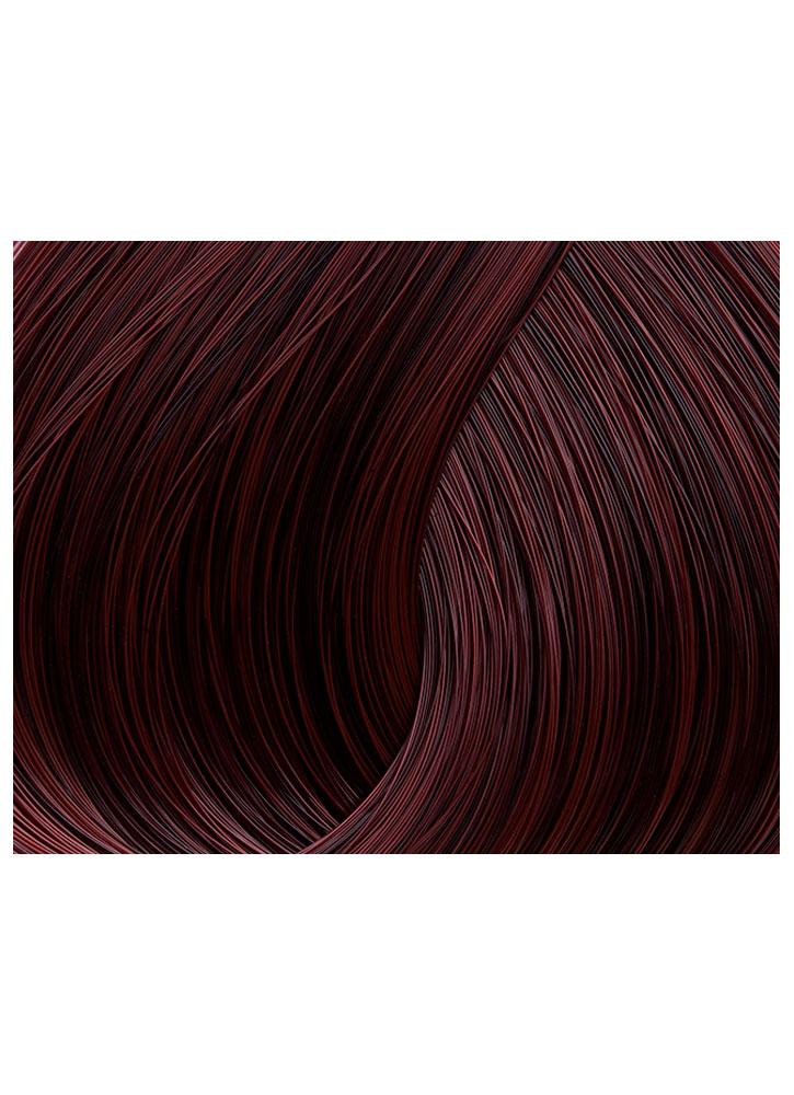 Краска для волос безаммиачная 5.5 - Светло-коричневый махагон LORVENN Color Pure ТОН 5.5 Светло-коричневый махагон фото