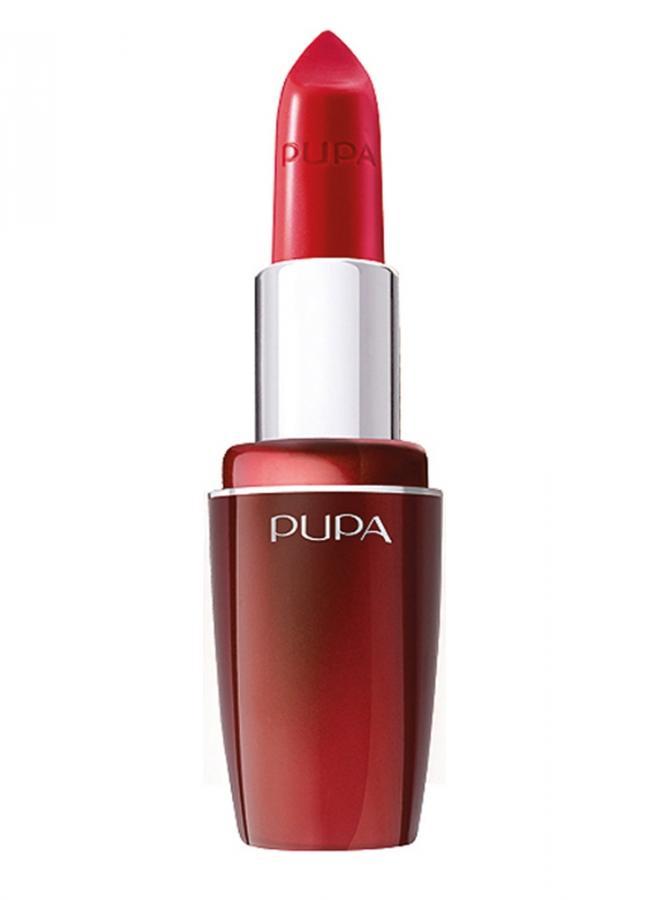 Помада для губ PUPA Volume тон 401 КрасныйПомада для губ<br>Помада Pupa Volume сочетает в себе эффективное средство по уходу, способствующее увеличению объема губ, и идеальное средство для макияжа. Кремообразная текстура позволяет подчеркнуть и выделить губы. Pupa Volume обеспечивает идеальный результат: сочный цвет, непревзойденную четкость и изысканный блеск.<br>Цвет: Красный;