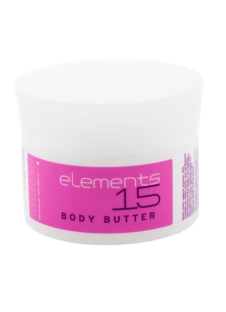 Интенсивный питательный крем Body Butter 200 млКрем для тела<br>Рекомендуется для интенсивного питания и увлажнения кожи тела. Регулярное применение препарата улучшает текстуру кожи, придает ей гладкость и нежность атласа. Несмотря на достаточно насыщенную плотную текстуру, крем ложится комфортной тающей «вуалью», придавая коже «бархатное» блаженство. Крем особенно рекомендуется для сухой, шелушащейся и чувствительной кожи. Селекционные масла с выраженной биологической активностью и тонким изысканным ароматом, окажут неоценимую услугу коже, подарят ей комфорт и активизируют чувственность.<br>