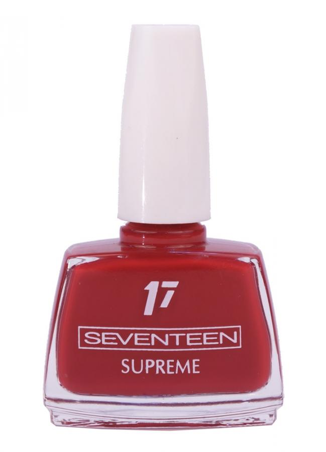 Лак для ногтей Supreme Nail Enamel тон 45 Сливово-розовыйЛак для ногтей<br>Устойчивый лак для ногтей с насыщенной текстурой.<br>Цвет: Сливово-розовый;