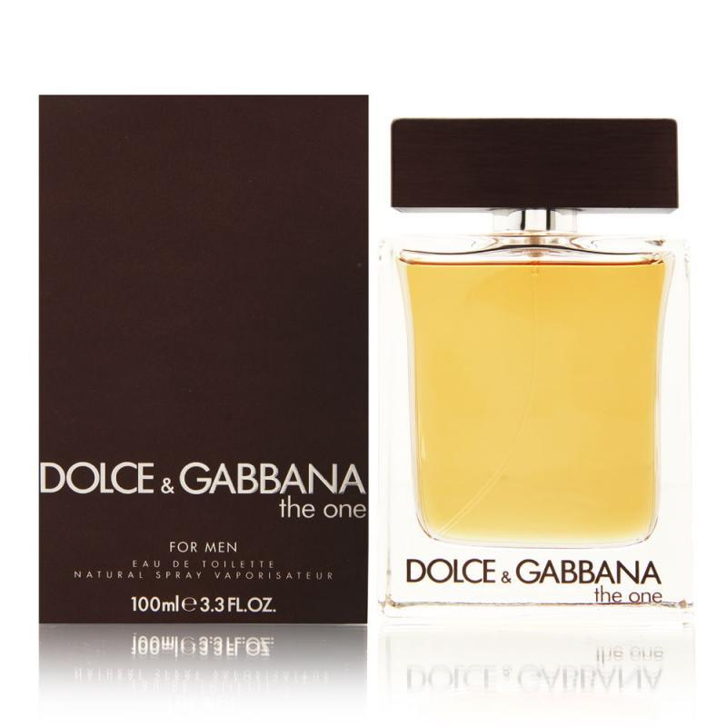 Вода туалетная DOLCE&amp;GABBANAМужская<br>Роскошный, пряно-восточный аромат, созданный как продолжение необыкновенно популярного парфюма The One for Women. Это настоящий парфюм для истинных мужчин, элегантных и стильных, сильных и чувственных, обладающих безупречным вкусом. Более теплая в сравнении с ранее созданными мужскими ароматами от Dolce &amp; Gabbana соткана из свежих нот базилика, грейпфрута, кориандра, сплетенных с острыми, пряными оттенками кардамона, имбиря, цветков апельсина. Армат оставляет глубокий чувственный шлейф серой амбры, благородного табака и кедра.<br>Тип аромата: Древесно-цитрусовый.<br>Объем мл: 100; RGB: 204,204,204; Пол: Мужской;