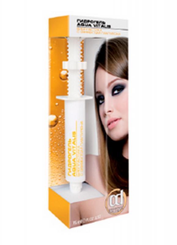 Гидрогель Aqua Vitalis 15 млЭмульсия<br>Интенсивная терапия для обезвоженных волос. Глубоко увлажняет, регенерирует волосы, обеспечивает идеальный гидробаланс волос и предотвращает дальнейшую потерю влаги.<br>