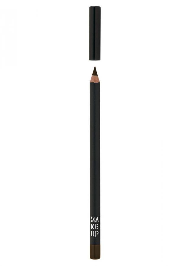 Карандаш для глаз контурный устойчивый Kajal Definer тон 13 Древесно-коричневыйКарандаш для глаз<br>Устойчивый контурный карандаш для глаз Kajal Definer&amp;nbsp;&amp;nbsp;идеально подходит для создания точных, четких линий как по внешнему, так и по внутреннему веку. Грифель продукта заключен в деревяный патрон. Текстура продукта пластичная, легко наносится и не царапает веко.&amp;nbsp;&amp;nbsp;Карандаш профессионального качества станет прекрасным дополнением к туши для ресниц и теням, а также подчеркнет взгляд с помощью интенсивного цвета.<br>Цвет: Древесно-коричневый;