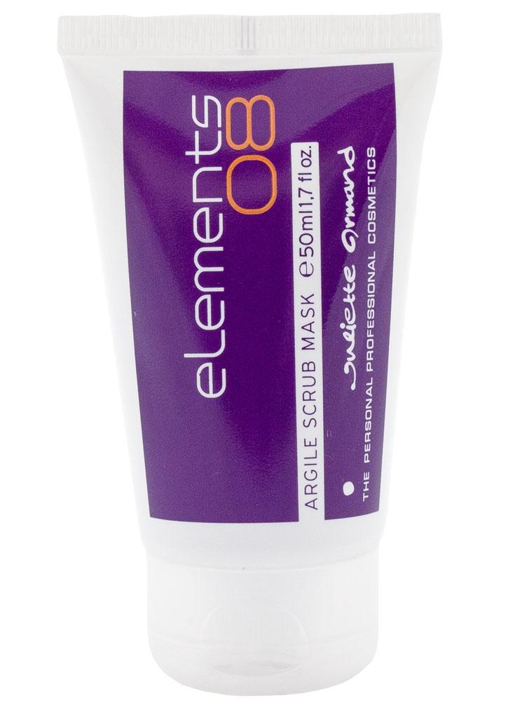 Скраб - маска для глубокого очищения Argile Scrub Mask 50 млМаска<br>Рекомендуется для ухода за жирной и проблемной кожей. Комбинированный препарат для глубокого очищения кожи. Оказывает выраженное противовоспалительное действие, себорегулирующее, вяжущее, тонизирующее действия. Способствует интенсивному выводу токсинов. Успокаивает кожу, дарит ей ощущение свежести и прохлады.<br>