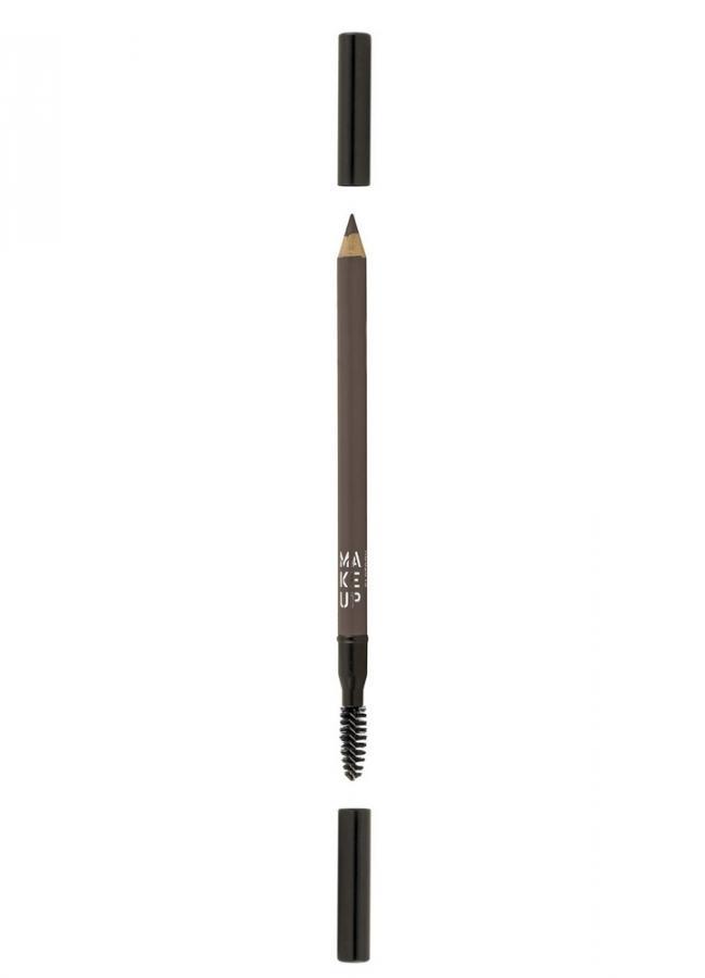 Карандаш для бровей Eye Brow Styler тон 4 Пыльный коричневыйКарандаш для бровей<br>Классический карандаш для бровей Eye Brow Styler для профессионального использования и идеального макияжа бровей. Формула карандаша обеспечивает легкое нанесение и четкую линию, а специальная встроенная щеточка отлично растушевывает карандашные линии и расчесывает брови.<br>Цвет: Пыльный коричневый;