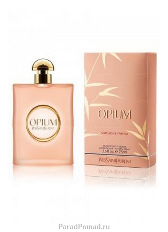 Туалетная вода Opium Vapeurs de Parfum жен. 75 млТуалетная вода<br>-<br>