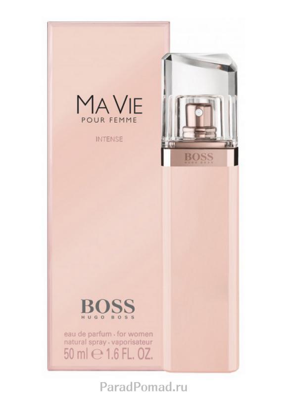 Вода парфюмерная HUGO BOSSЖенская<br>-<br>Объем мл: 50; RGB: 204,204,204; Пол: Женский;