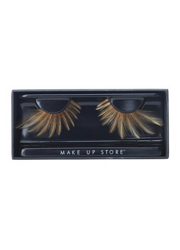 Накладные ресницы CancanНакладные ресницы<br>Использование накладных ресниц придает взгляду глубину и выразительность. Бренд Make Up Store предлагает широкий выбор - от аккуратных пучков до декоративных ресниц для фантазийного макияжа. Возможно многократное использование.<br>