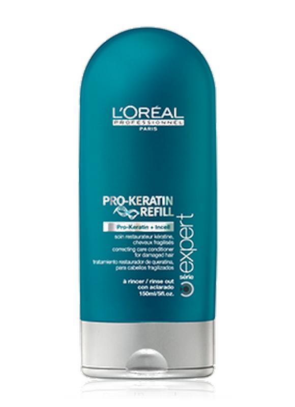 Уход смываемый Serie Expert Pro-Keratin Refill 150 млКондиционер<br>Ухаживающий смываемый уход для ослабленных волос создает структуру здорового волокна. Защищает от воздействия агрессивных факторов. Делает волосы мягкими, послушными и блестящими.<br>