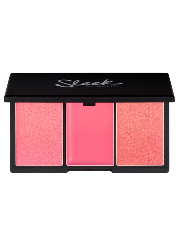 Палетка румян Pink Lemonade SLEEK MAKEUPПалетка для лица<br>-<br>Цвет: Pink Lemonade;