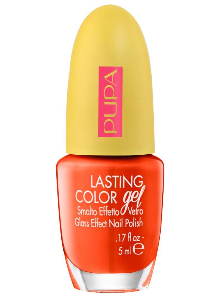 Лак для ногтей Сладкий шприц PUPAЛак для ногтей<br>-<br>Объем мл: 5; Цвет: Сладкий шприц; RGB: 226,84,44;