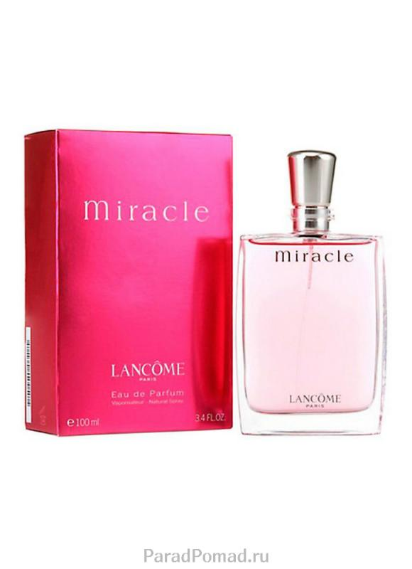 LANCOME Парфюмерная вода Miracle жен. 100 мл