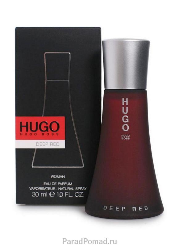 Парфюмерная вода Deep Red жен. 30 млДухи и парфюмерная вода<br>-<br>