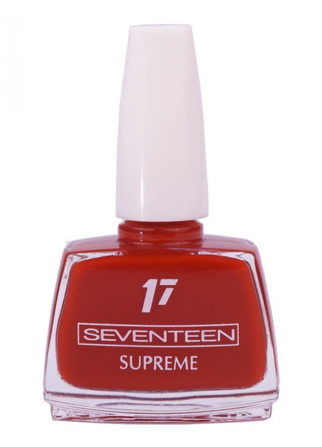 Лак для ногтей Supreme Nail Enamel тон 47Лак для ногтей<br>Устойчивый лак для ногтей с насыщенной текстурой.<br>Объем мл: 12; Цвет: Красный кирпич;