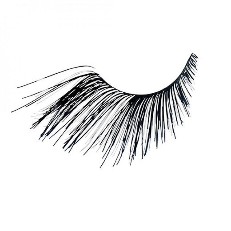 Накладные ресницы SindyНакладные ресницы<br>Использование накладных ресниц придает взгляду глубину и выразительность. Бренд Make Up Store предлагает широкий выбор - от аккуратных пучков до декоративных ресниц для фантазийного макияжа. Возможно многократное использование.<br>
