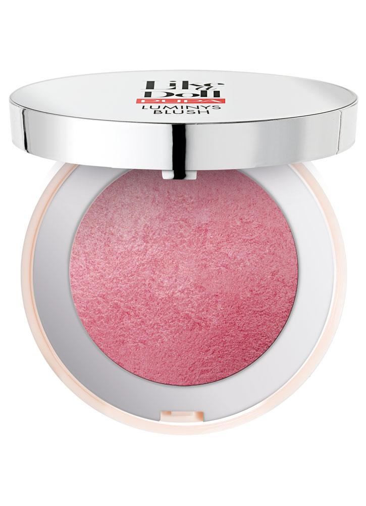 Румяна запеченные Звездный розовый PUPA