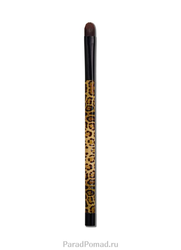 Кисть для теней средняя Eyeshadow Medium №702Кисти<br>Кисть для теней закругленной формы среднего размера.<br>