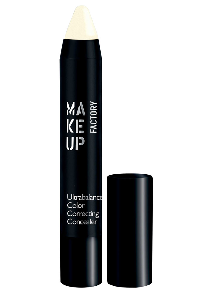 Карандаш маскирующий Светлый беж MAKE UP FACTORY Ultrabalance Color Correcting Concealer фото