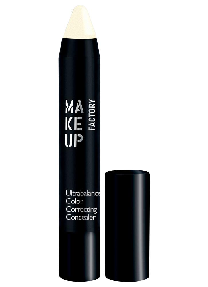 Карандаш маскирующий Ultrabalance Color Correcting Concealer тон 01Корректор<br>-Маскирующий карандаш имеет кремовую текстуру, которая легко и равномерно наносится на кожу. Карандаш поможет выравнить цвет лица, скрыть небольшие недостатки. Мелкодисперсная пудра в составе матирует и покрывает поры и морщинки. Удобная упаковка с поворотным механизмом позволяет наносить макияж точечно.&amp;nbsp;&amp;nbsp; <br>Цвет: Светлый беж;