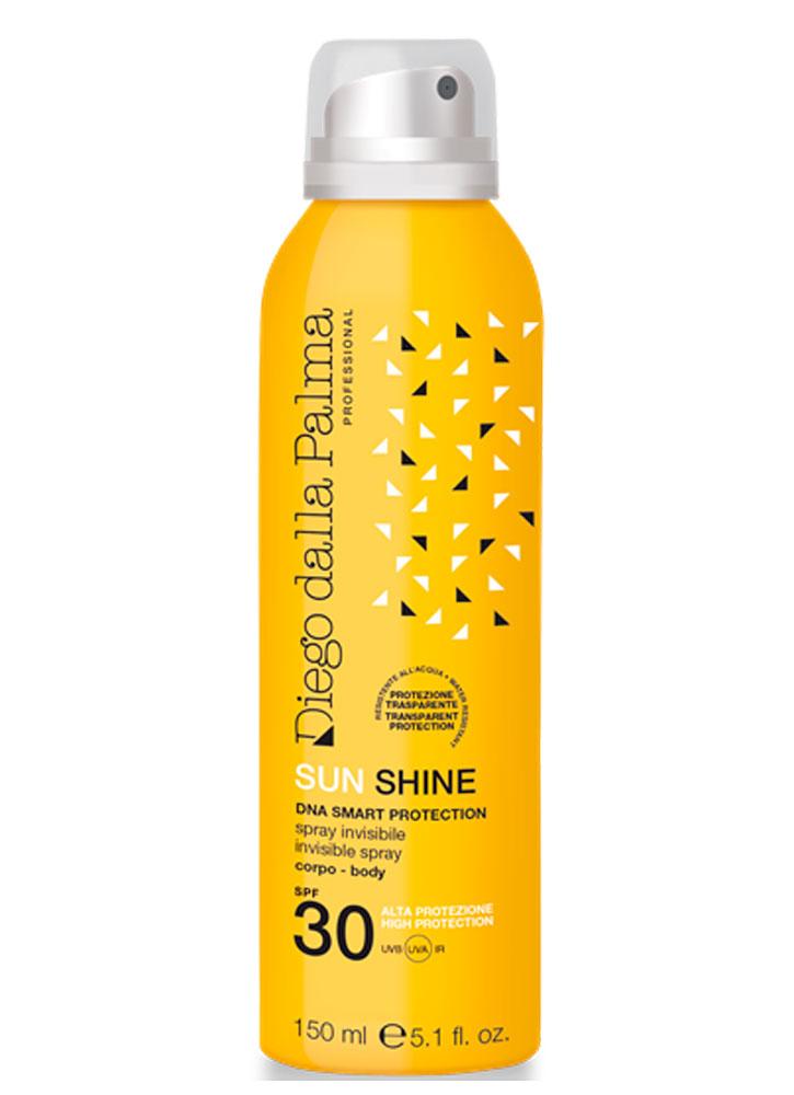 Купить Солнцезащитный спрей SPF30 невидимый DIEGO DALLA PALMA PROFESSIONAL, INVISIBLE SPRAY transparent protection SPF30