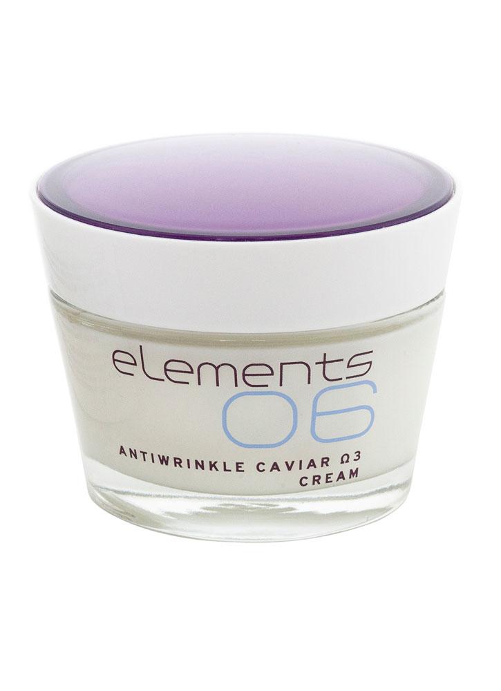 Крем против морщин основе икры и омега3 Antiwrinkle Caviar omega3 Cream 50 млКрем 24 часа<br>Рекомендуется для интенсивного омоложения в рамках ежедневного ухода. Высокоэффективный крем пролонгированного действия для коррекции возрастных изменений. Обладает выраженным регенерирующим действием. Способствует сохранению целостности клеток кожи, стимулируют выработку коллагена и эластина. Препарат оказывает выраженное антиоксидантное, увлажняющее и восстанавливающее действие.<br>