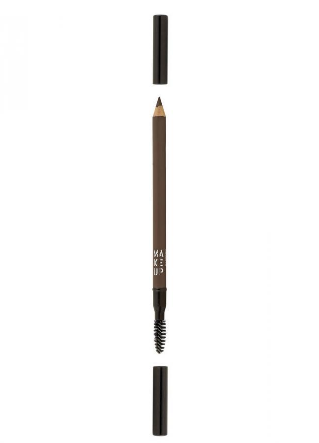 Карандаш для бровей Eye Brow Styler тон 3 Коричневый-моккаКарандаш для бровей<br>Классический карандаш для бровей Eye Brow Styler для профессионального использования и идеального макияжа бровей. Формула карандаша обеспечивает легкое нанесение и четкую линию, а специальная встроенная щеточка отлично растушевывает карандашные линии и расчесывает брови.<br>Цвет: Коричневый-мокка;