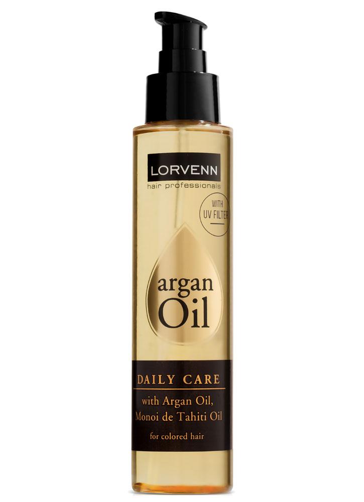 Масло для всех типов волос LORVENN Daily Care фото