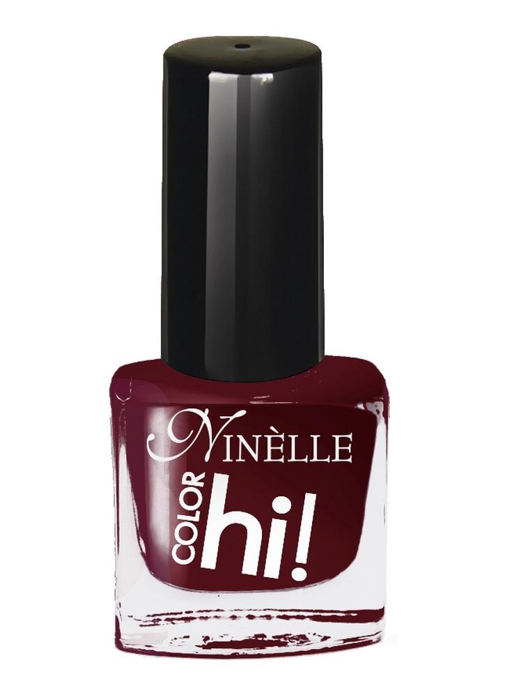 Лак для ногтей HI!Color тон 62 Пурпурно-красныйЛак для ногтей<br>Лак для ногтей HI COLOR от Ninelle – это абсолютный цвет, ультра-сияние и стойкость. В новой коллекции 15 ультрасовременных оттенков для идеального маникюра с эффектами, от которых невозможно отказаться!<br>Цвет: Пурпурно-красный;