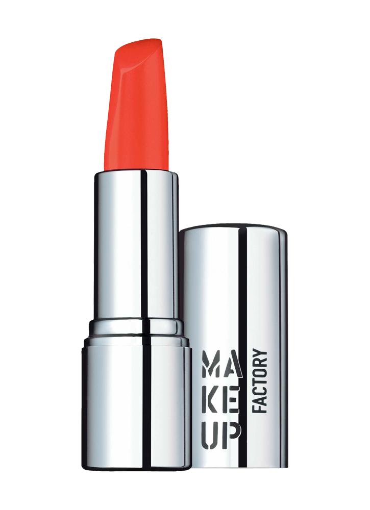 Помада для губ кремовая Клубничный поцелуй MAKE UP FACTORY Lip Color