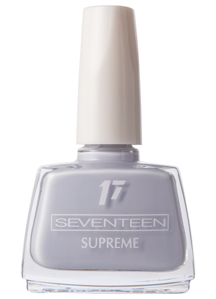Лак д/ногтей тон 205 Supreme Nail Enamel светлый телегрейЛак для ногтей<br>Устойчивый лак для ногтей с насыщенной текстурой.<br>Цвет: Светлый телегрей;