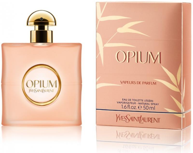 YVES SAINT LAURENT Туалетная вода Opium Vapeurs de Parfum жен. 50 мл