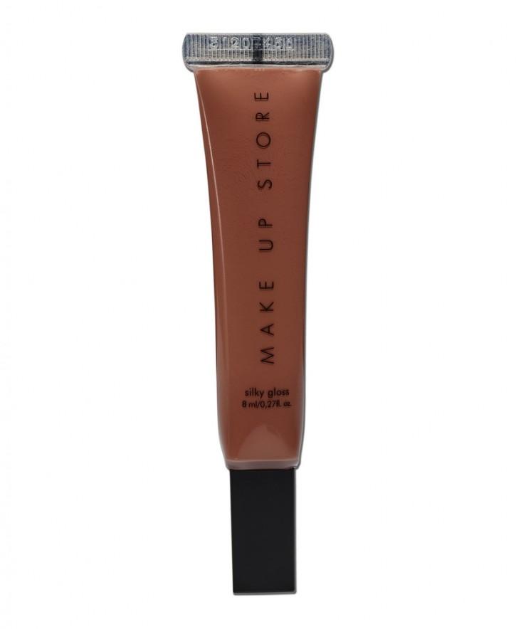 Блеск для губ смягчающий Silky Gloss тон 500 CatfishБлеск для губ<br>Блеск для губ в компактной упаковке. Мягкая кремовая текстура.<br>Цвет: Catfish;