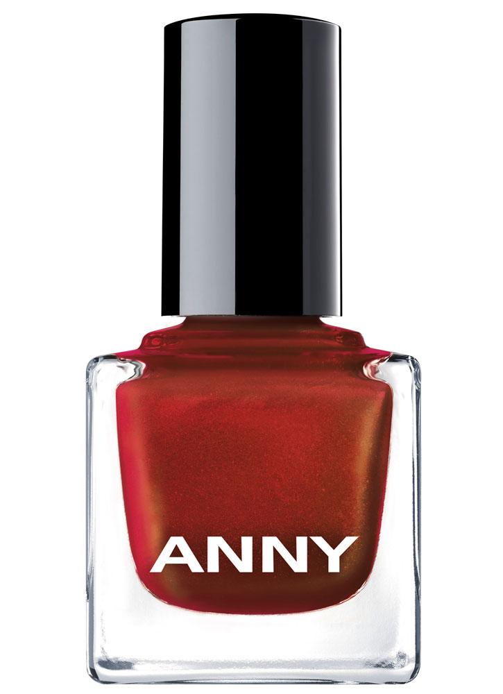 Купить Лак для ногтей Красный с искрой ANNY, Shades, Германия