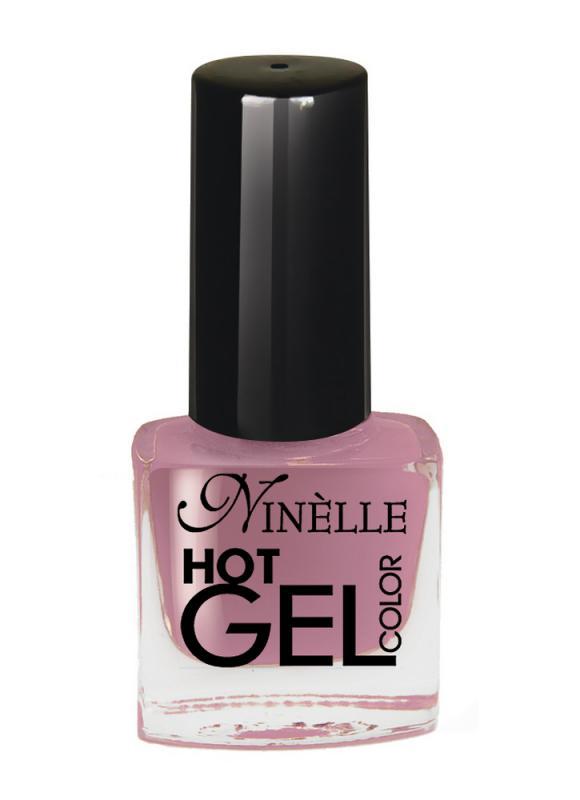 Гель-лак для ногтей Hot Gel Color тон G05 Холодный бежЛак для ногтей<br>Здоровые ногти и яркий цвет!С помощью лака с эффектом гелевого покрытия можно создать идеальный маникюр без вреда для ногтей, который долго держится. Профессиональное гелевое покрытие из 11 ультра модных оттенков всего за считаные минуты без использования специальных UV ламп. Революционная формула гелевого покрытия создаёт супер глянцевый маникюр с эффектом зеркального блеска. Эффект 3D текстуры создаёт объёмное и гладкое покрытие. Цвет яркий и насыщенный уже после первого слоя. Широкая кисть с округлыми щетинками гарантирует превосходное нанесение для быстрого и профессионального маникюра. Стойкий маникюр на долгое время.<br>Цвет: Холодный беж;